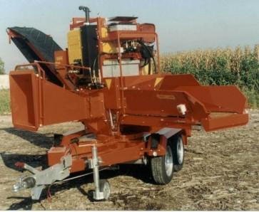 CIPPATRICE mod. BIO 600 - Produzione 15÷20 m³/h - diam. cippabile 18 cm.