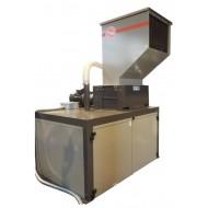 Trituratori serie Combi: Modello 40/80S - GR 500, Produzione 250-400 Kg/h