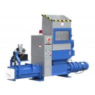 COMPATTATORE DI EPS (POLISTIROLO) Modello CP250, Produzione 70-100 Kg/h, Norme CE.