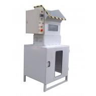 TRITURATORE PER SCARTI DI POLISTIROLO EPS Modello FS370, Produzione kg/h 250, Norme CE.