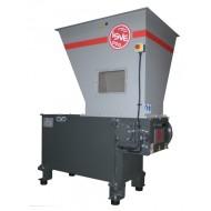 Macinatori monoalbero: Modello MR 17-40 (NEW model!), Produzione 80-150 kg/h