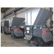 Macinatori monoalbero: Modello MR 22-60, Produzione 200-400 kg/h
