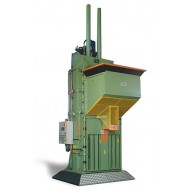 PRESSA PER IMBALLAGGIO - Mod. TR 120/1P, Produzione imballi da 500 a 1100 Kg