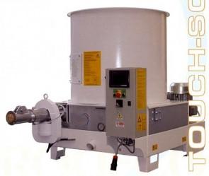 BRICCHETTATRICE PER LEGNO ELECTRA-E80 - Kg/H.80-210 - CE