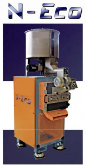 MACCHINA PER PELLET / PELLETTIZZATRICE mod. N-ECO-C CE (prod. 350/600 kg/ora)