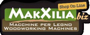 Macchine per Lavorare il Legno Professionalmente, MakXilia.biz